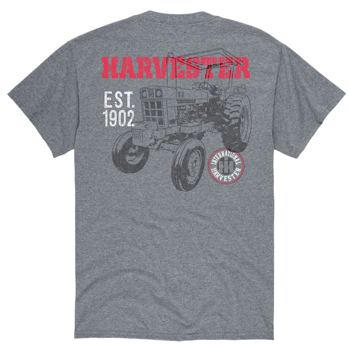 International Harvester™ - Harvester Tractor - Men's Short Sleeve T-Shirt