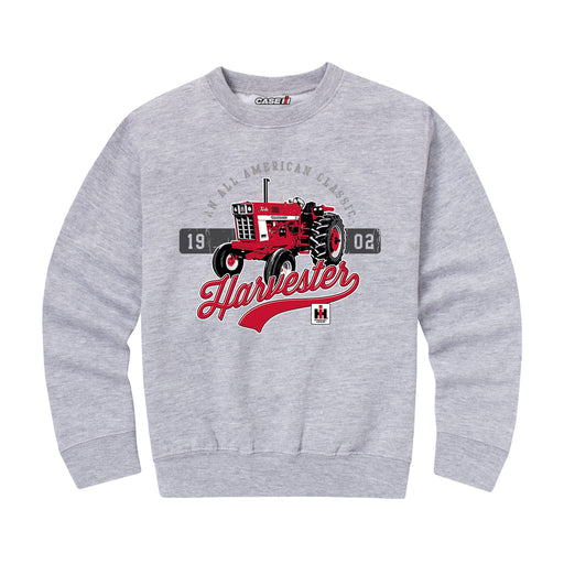 Youth Crewneck Fleece