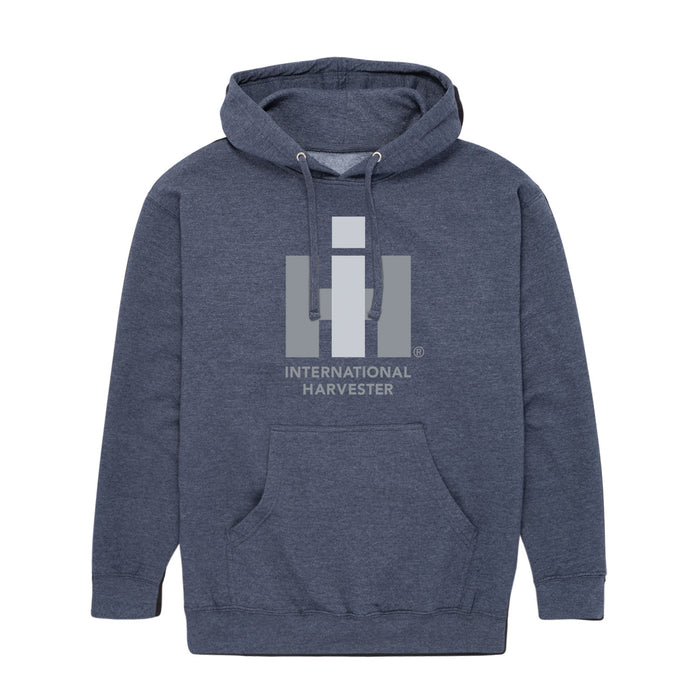 International Harvester™ - IH Logo Tone - Men's Pullover Hoodie
