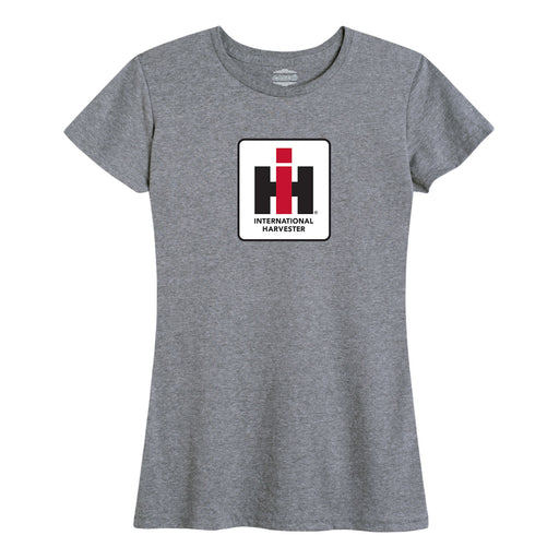 International Harvester™ - IH Square - Women's Short Sleeve T-Shirt