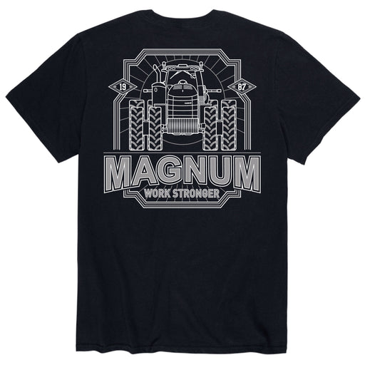 Magnum Work Strong - Men's Short Sleeve T-Shirt