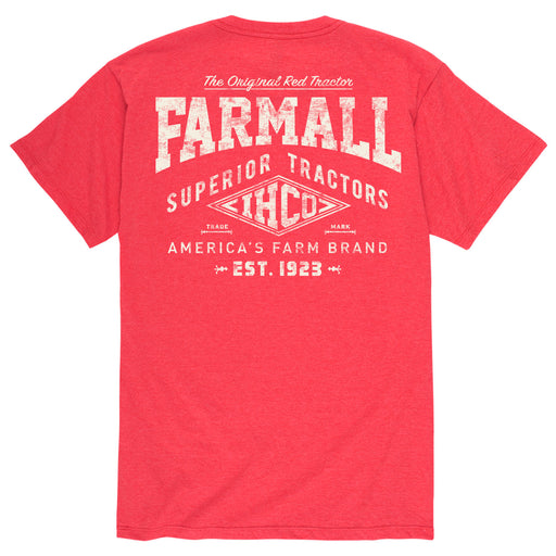Vintage Farmall Quality Tractors - Men's Short Sleeve T-Shirt