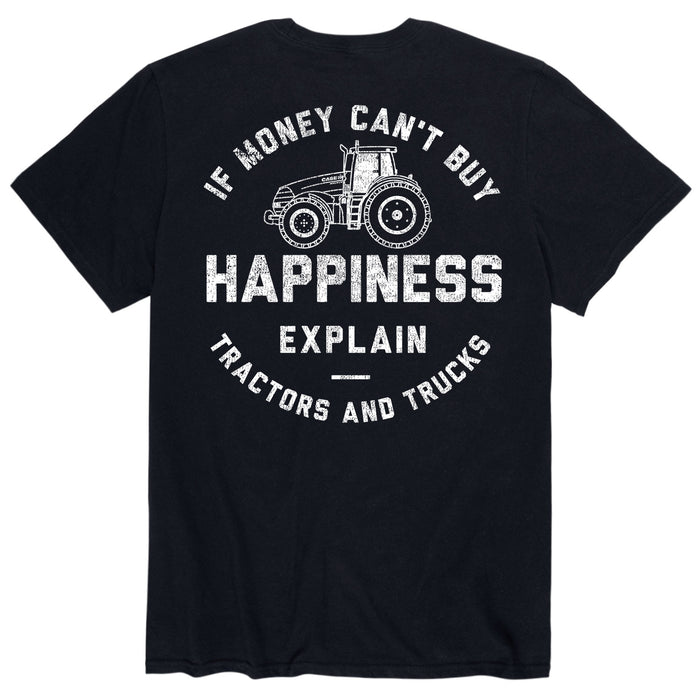 Case IH™ - If Money Can't Buy Happiness - Men's Short Sleeve T-Shirt
