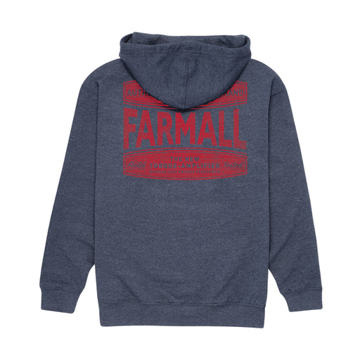 International Harvester™ - Farmall™ Seed Label - Men's Pullover Hoodie