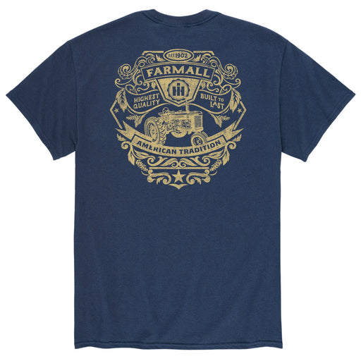 Farmall™ Vintage Badge - Men's Short Sleeve T-Shirt