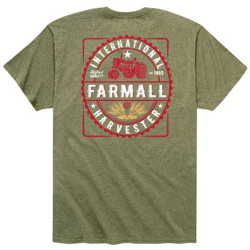 International Harvester Farmall - Men's Short Sleeve T-Shirt