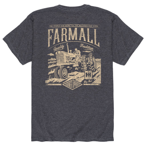 Vintage Farmall - Men's Short Sleeve T-Shirt