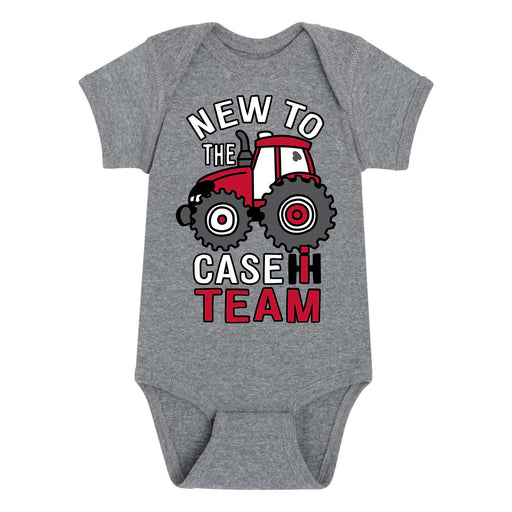 New To The Case IH™ Team - Infant One Piece