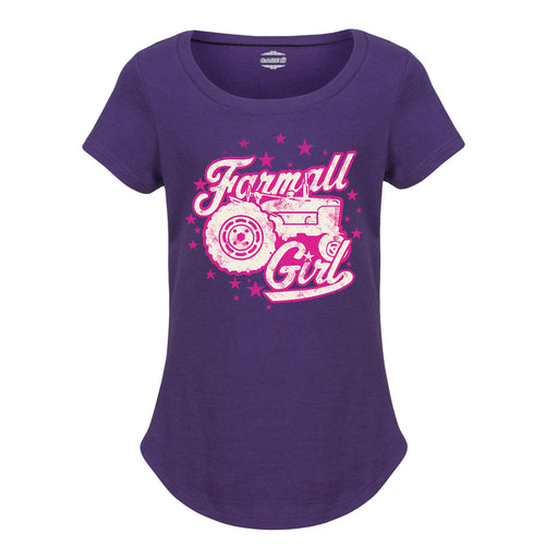 McCormick Farmall™ - Youth Girls Short Sleeve T-Shirt