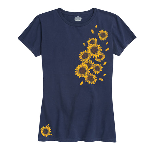 International Harvester™ Sunflowers - Women's Short Sleeve T-Shirt
