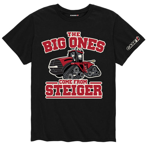 Case IH™ The Big Ones Come From Steiger - Men's Short Sleeve T-Shirt