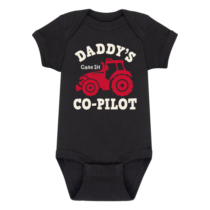 Daddys Co-Pilot - Infant One Piece