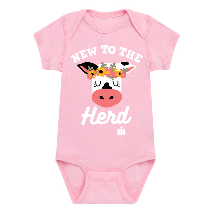New To The Herd - Infant One Piece