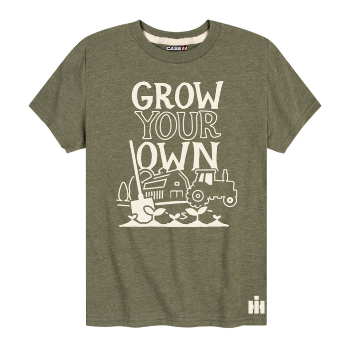 Case IH™ - Grow Your Own - Youth & Toddler Short Sleeve T-Shirt
