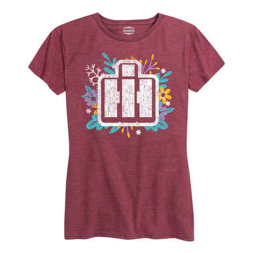 Floral Case International Harvester™ - Women's Short Sleeve T-Shirt