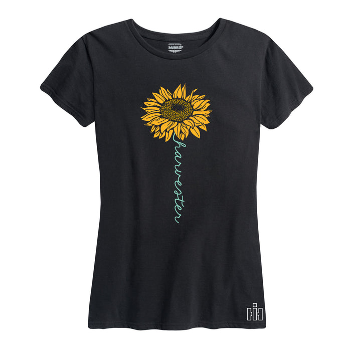 International Harvester™ - Harvester Sunflower - Women's Short Sleeve T-Shirt