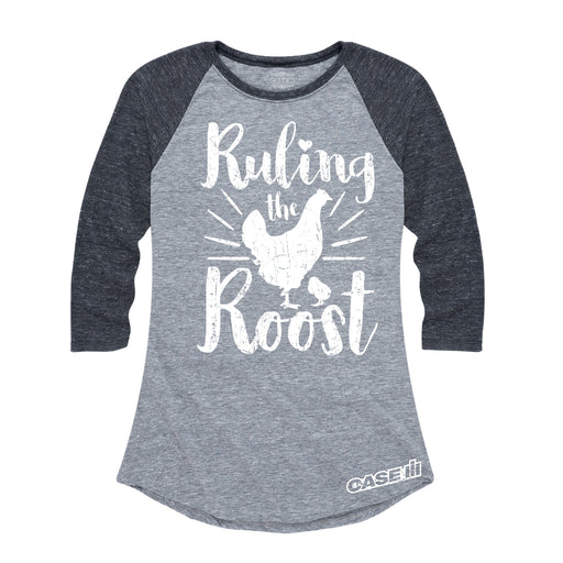 Ruling the Roost - Women's Raglan