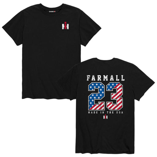 International Harvester™ - Farmall 23 Flag - Men's Short Sleeve T-Shirt