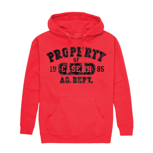 Property Of Case IH Distress - Men's Hoodie