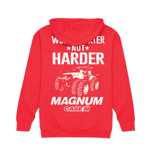 Case IH™ - Work Smarter Not Harder - Men's Pullover Hoodie