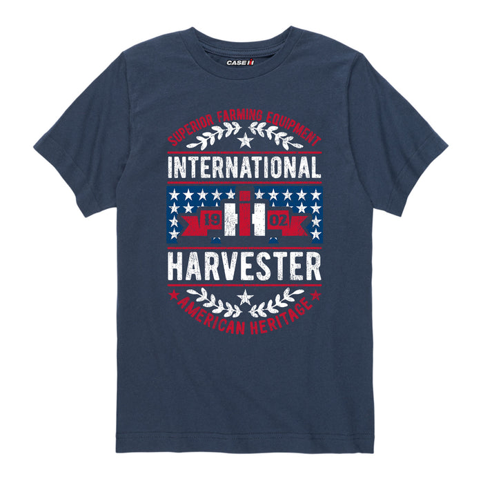International Harvester™ - American Heritage - Youth & Toddler Short Sleeve T-Shirt