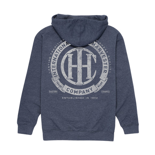 International Harvester™ - Circle Banner - Men's Pullover Hoodie