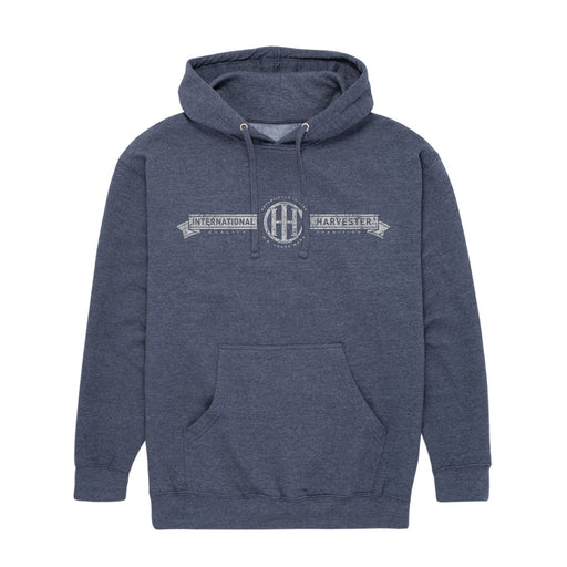 International Harvester Circle Banner - Men's Hoodie