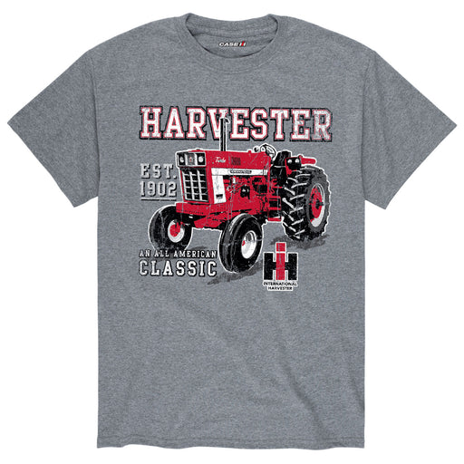 Harvester All American Classic International Harvester - Men's Short Sleeve T-Shirt