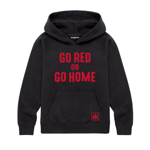 International Harvester™ - Go Red Or Go Home - Youth & Toddler Hoodie