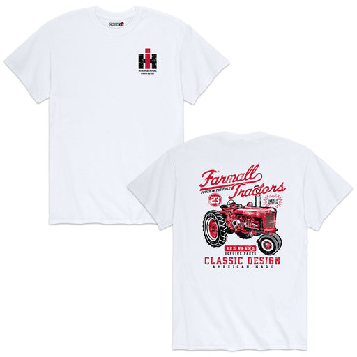 International Harvester™ - Farmall Tractors Vintage - Men's Short Sleeve T-Shirt