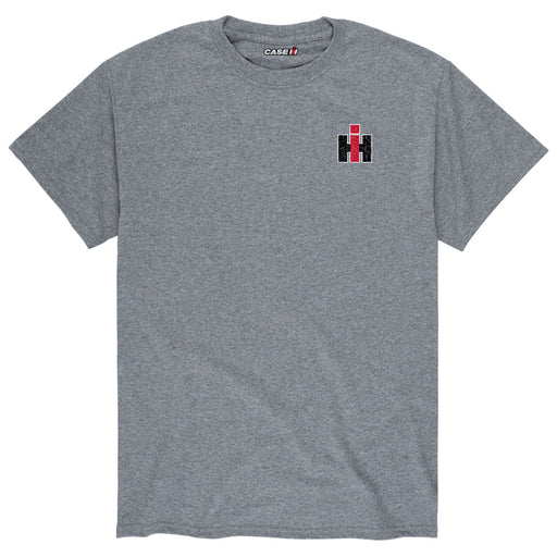 International Harvester™ - Farmall Tractor Built To Last Vintage - Men's Short Sleeve T-Shirt