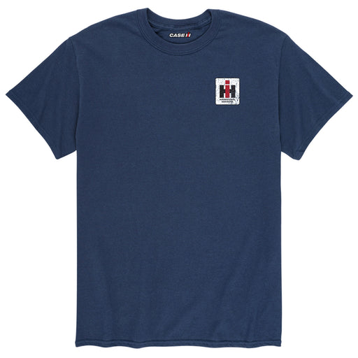 International Harvester™ - Farmall Sign Patriotic - Men's Short Sleeve T-Shirt