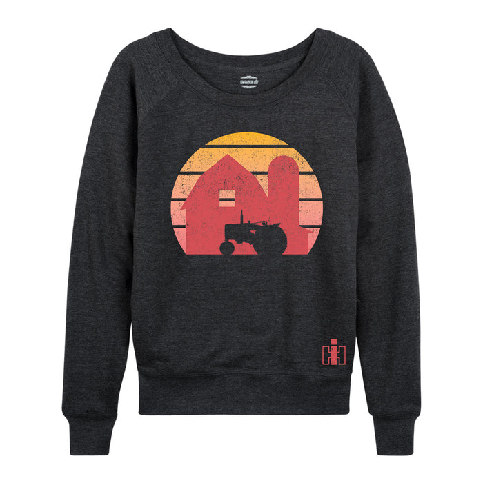 International Harvester™ - Barn Sunset - Women's Slouchy
