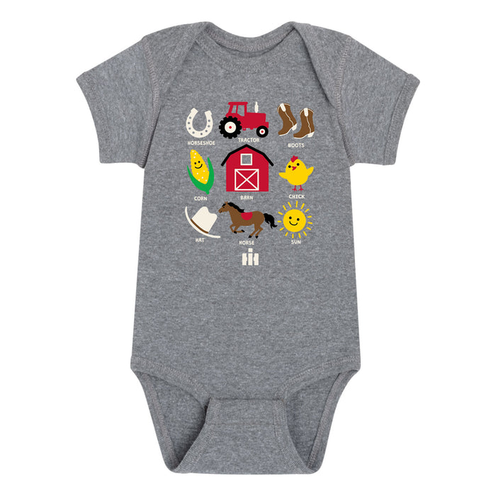 International Harvester™ - Farm Things - Infant One Piece