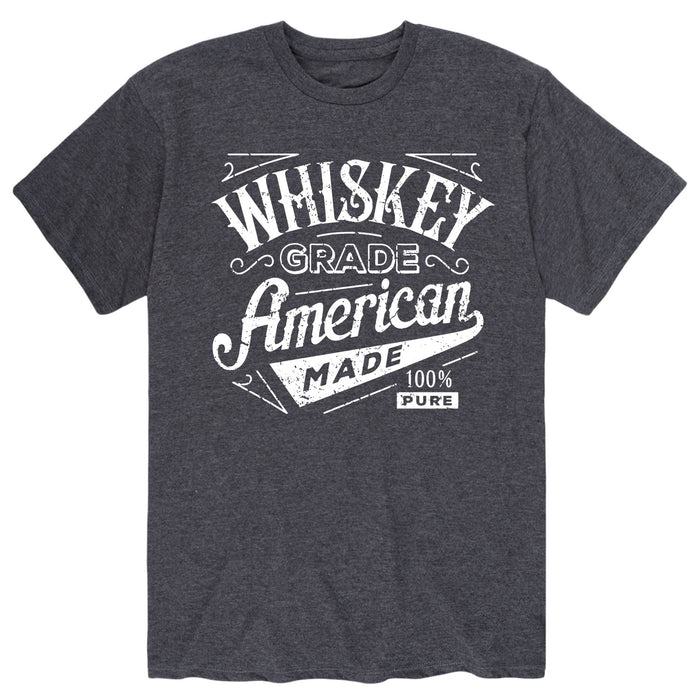 Whiskey American Made Men's T-Shirt