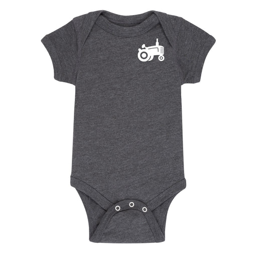 Infant Short Sleeve Body Suit