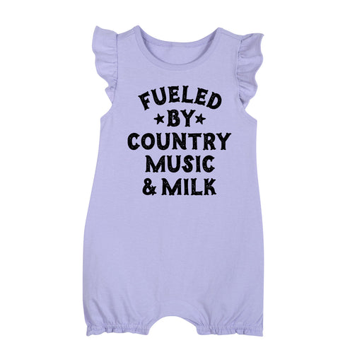 Infant Short Sleeve Romper