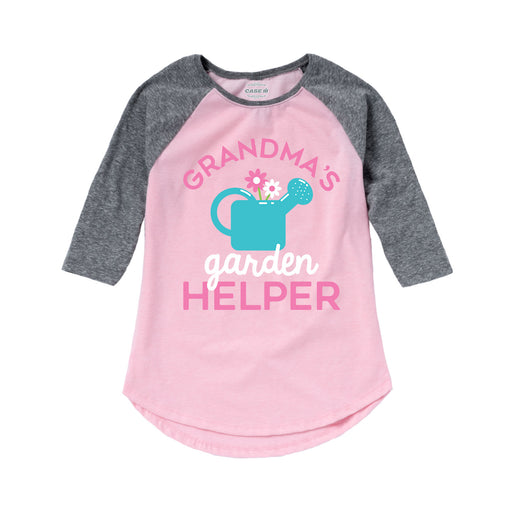 Toddler Girl Raglan