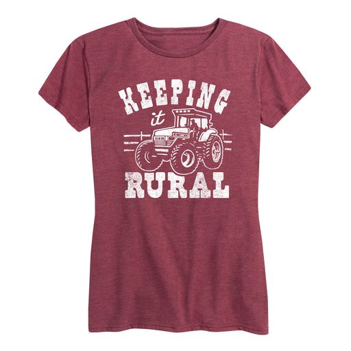 Keeping It Rural - Women's Short Sleeve T-Shirt