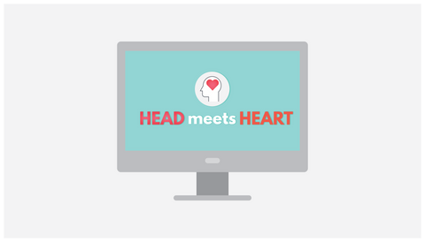 ONLINE COURSE: Head Meets Heart