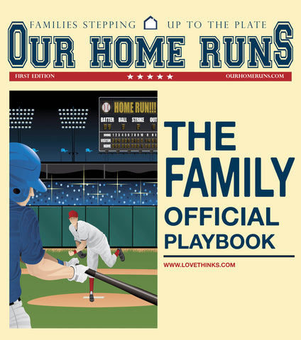 Our Home Runs Family Pack