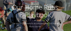 Our Home Runs E-Workbook