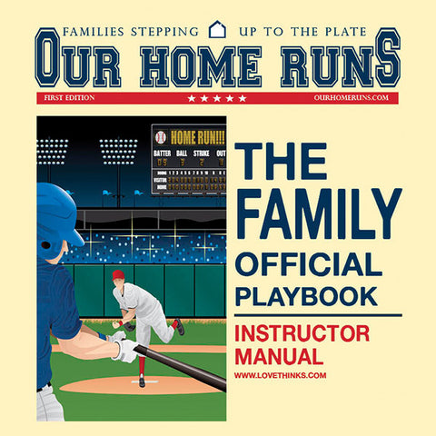 Our Home Runs Instructor Certification Packet (ICP)