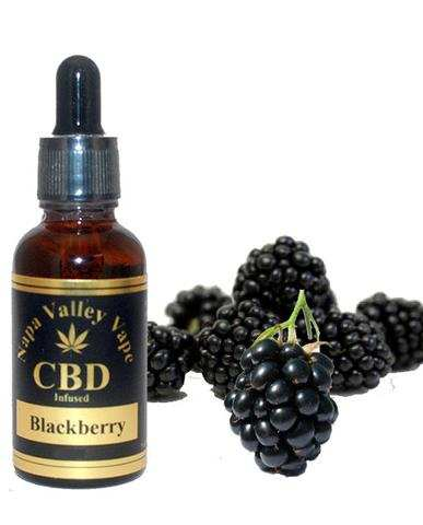 E Liquid vape 200mg CBD Hemp Stalk  e juice Hemp Vape 15ml Blackberry