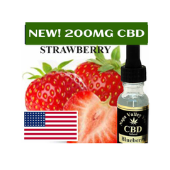 Napavalleyvape.com hemp cbd vape E liquid hempvap kanavape Strawberry