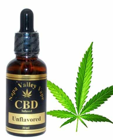 A premium 2000mg CBD Hemp Stalk E Liquid vape e juice Hemp Vape 60ml Unflavored