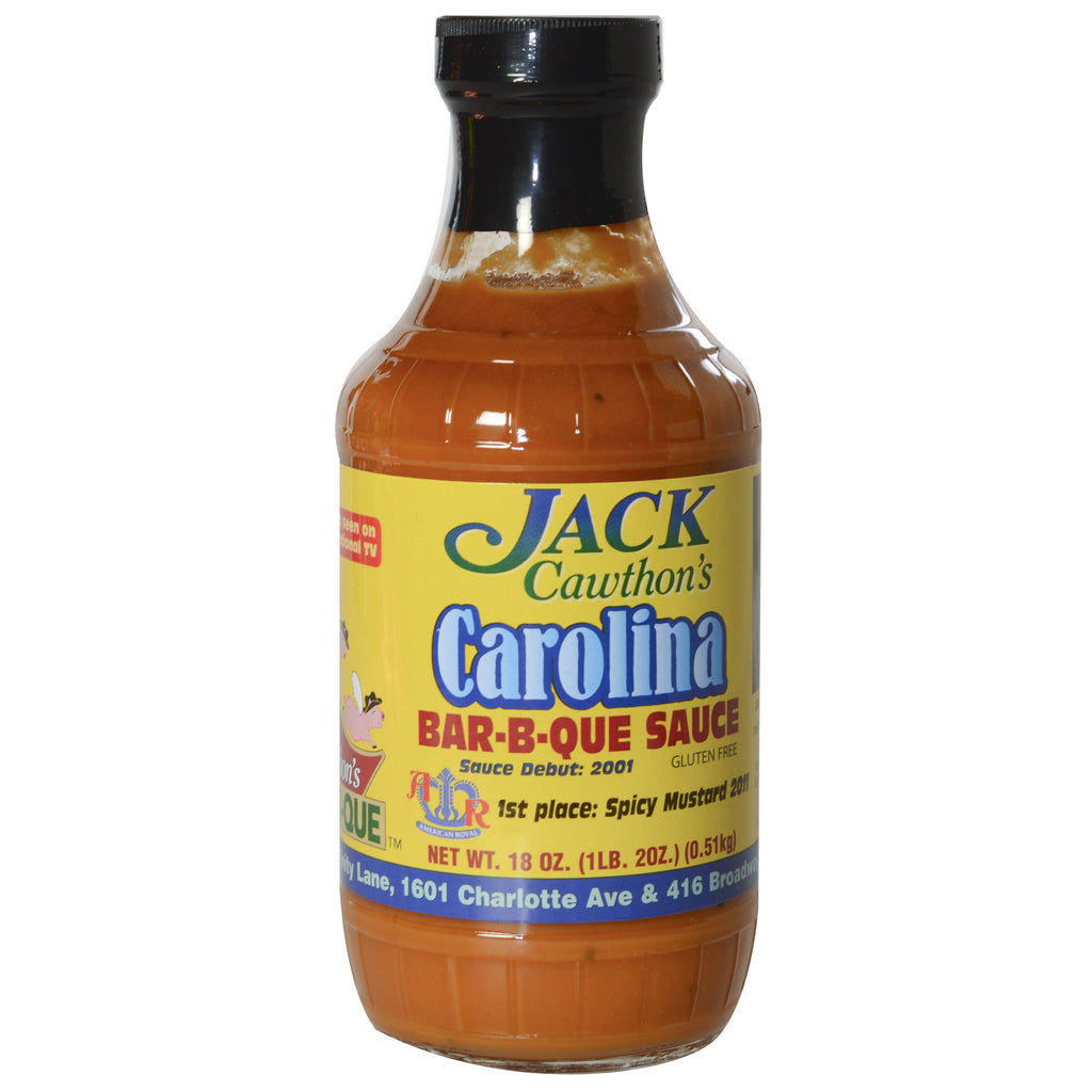 Carolina Style Bar-B-Que Sauce