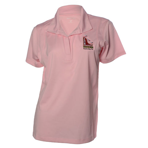 Jack's Bar-B-Que Women's Sport-Tec Golf Shirt