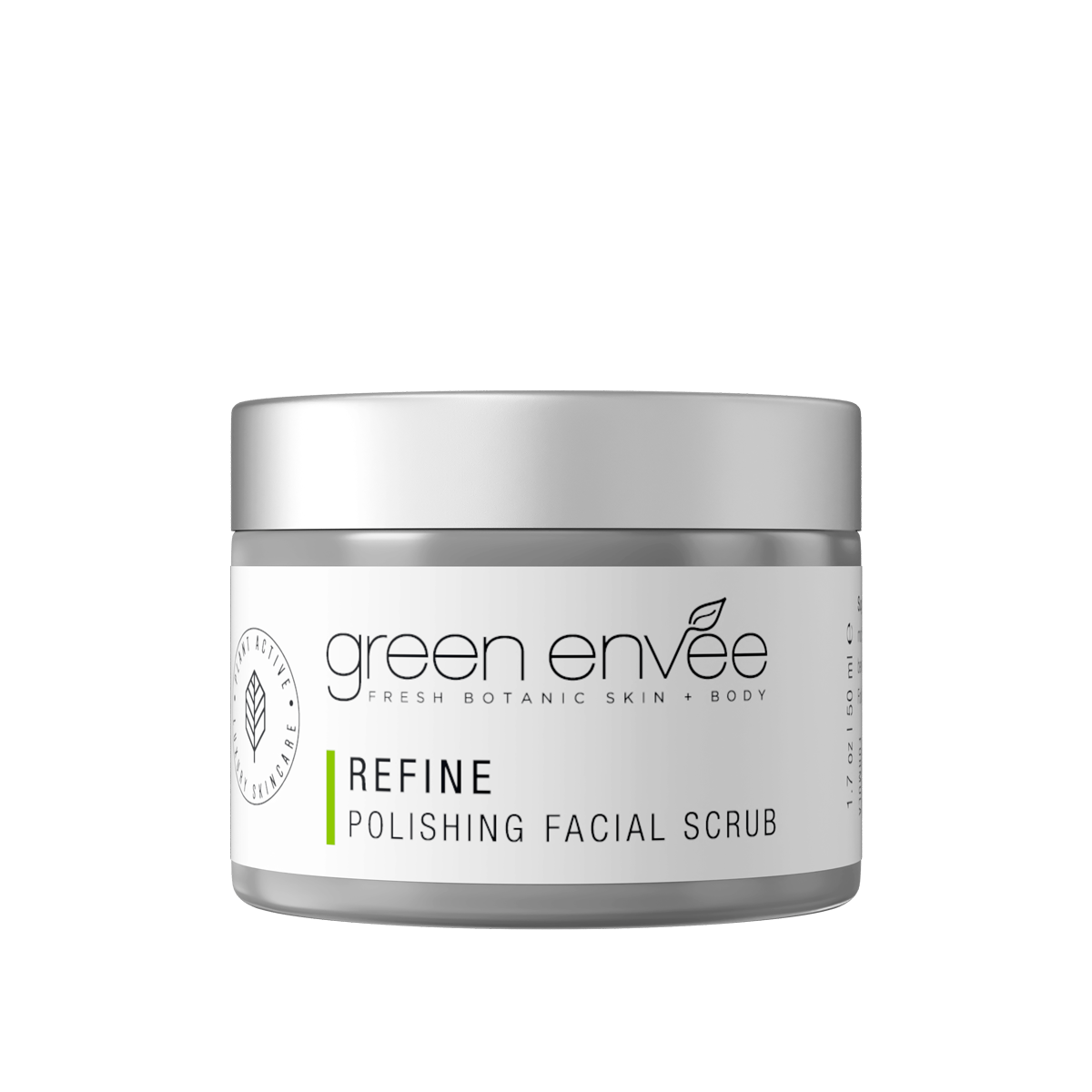 Green Envee 05 REFINE POLISHING FACIAL SCRUB 深層面部磨砂 (50ML)