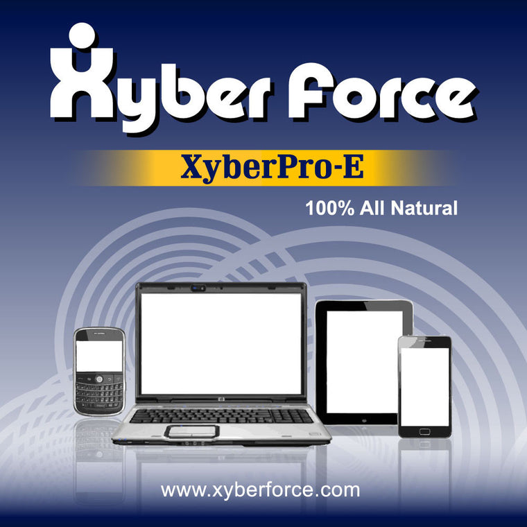 Xyber force 淨化電磁波貼 (6片裝)